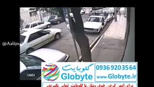سرقت از خودرو در تهران