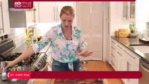آموزش آشپزی بین المللی - غذای خانگی برای کودک