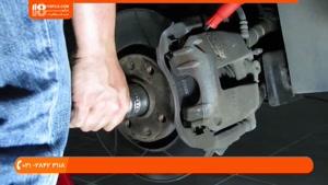 آموزش تعمیر گیربکس دستی -بازکردن گیربکس و کلاچ  پژو قسمت اول