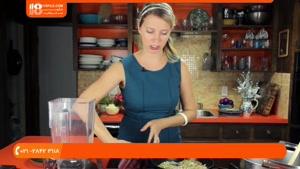 آموزش آشپزی بین المللی - ساندویچ فیله ماهی لذیذ