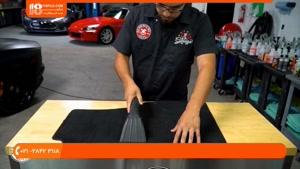 آموزش پولیش و سرامیک خودرو | محافظت از کفپوش خودرو