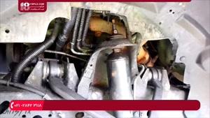 آموزش تعمیر جلوبندی خودرو - تعویض کمک جلو