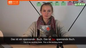 آموزش زبان آلمانی - صفت فاعلی