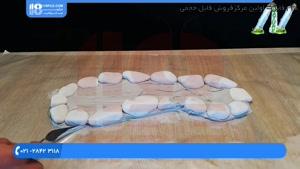 آموزش ساخت آبنما - ساخت آبنما رومیزی طرح کفش با استفاده