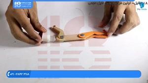 آموزش ساخت آبنما - ساخت آبنما طرح چرخ آبی