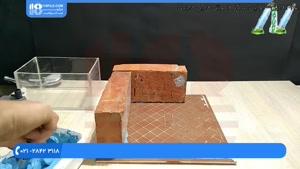آموزش ساخت آبنما - ساخت آبنما رومیزی طرح دوش حمام