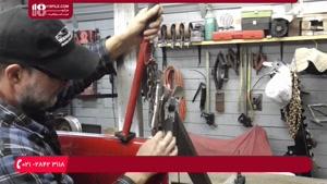 آموزش صافکاری خودرو - صافکاری لبه در خودرو