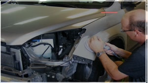 آموزش صافکاری خودرو - جوشکاری ورق بدنه