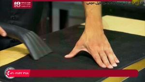 آموزش صفرشویی خودرو - شستشو و محافظت از کفپوش خودرو