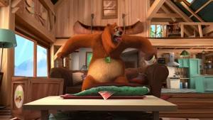انیمیشن زیبای گریزی و موش کوچولوها قسمت 45