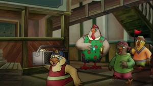 فیلم انیمیشن زیبا و دیدنی تخم مرغ ها با دوبله فارسی جذاب