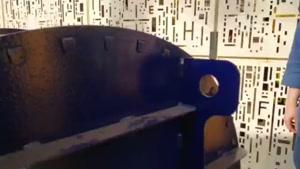 tفن سانتریفیوژ 7.5 کیلو وات سالن بدنسازی 09121865671
