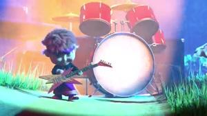 کارتون ماشا و اقا خرسه /  گروه موسیقی
