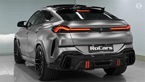 معرفی خودرو 2021 BMW X6 New Ultra