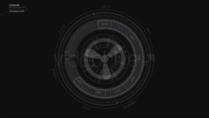 دانلود المان های گرافیکی متحرک برای افترافکت Phantom HUD INF