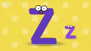 letter Z song