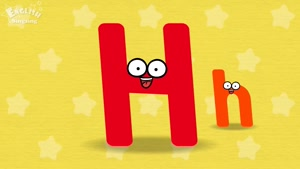 Letter Hh song