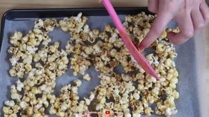 طرز تهیه پاپ کورن با طعمهای مختلف