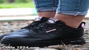 خرید کفش زنانه | قیمت و مشخصات کفش اسپرت سوپریم کد 1224