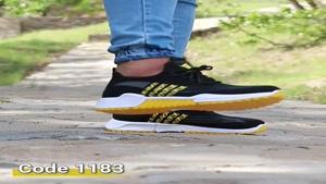 خرید کفش مردانه   قیمت و مشخصات کفش اسپرت فشن توباکو کد 1183