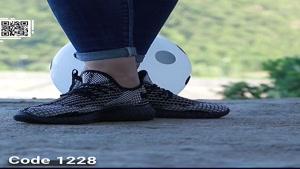خرید کفش زنانه   قیمت و مشخصات کفش اسپرت آدیداس یزی کد 1228