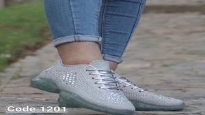 خرید کفش زنانه   قیمت و مشخصات کفش اسپرت کلاسیک کد 1201