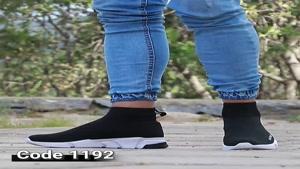خرید کفش مردانه   قیمت و مشخصات کفش اسپرت بالانسیگا کد 1192