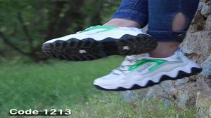 خرید کفش زنانه   قیمت و مشخصات کفش اسپرت فشیون کد 1213