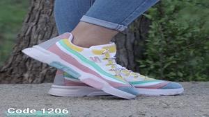 خرید کفش زنانه   قیمت و مشخصات کفش اسپرت اسکچرز کد 1206