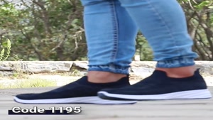 خرید کفش مردانه | قیمت و مشخصات کفش اسپرت توباکو کد 1195