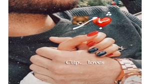 کلیپ عاشقانه دو نفره جدید سری 3