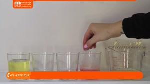 آموزش شمع سازی - ساخت شمع های خوردنی