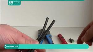 آموزش نصب دوربین مدار بسته - به کابل دوربین مداربسته