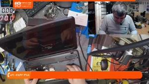 آموزش تعمیر لپ تاپ - پسورد بایوس لپ تاپ Toshiba c660