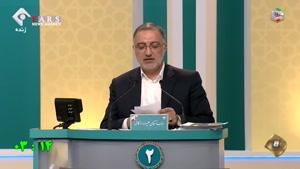 انتخابات : افشاگری زاکانی از درخواست همتی برای 5 هزارتومانی