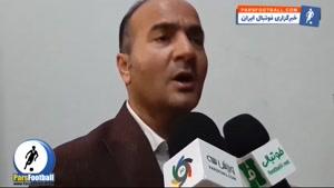 درخواست حسن ریوندی از فدراسیون فوتبال