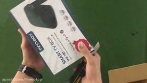 آنباکس پرفروش ترین اندروید باکس تسکو مدل TAB-100
