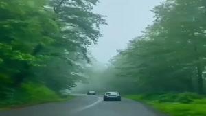 کلیپ زیبای جاده شمال برای وضعیت واتساپ