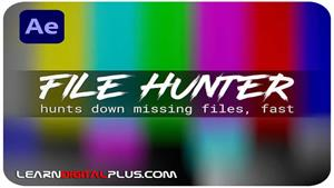 پلاگین File Hunter