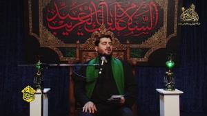حیدر کرار دیگر زینب است   باب الحوائج 50
