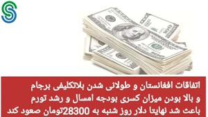 گزارش و تحلیل طلا-دلار- دوشنبه 8 شهریور 1400