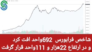 گزارش بازار بورس ایران- دوشنبه 8 شهریور  1400