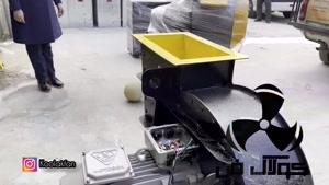 تولید و اجرای فن سانتریفیوژ مجتمع تجاری09121865671