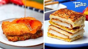 طرز تهیه انواع ساندویچ مرغ خوشمزه