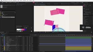 اسکریپت ساخت تکسچر افترافکت – Ray Dynamic Texture