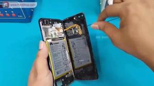 آموزش تعویض باتری گوشی هوآوی آنر 9 لایت - فونی شاپ