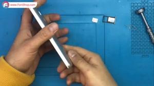 آموزش تعویض باتری گوشی هوآوی آنر 7  - فونی شاپ