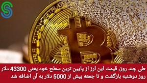 گزارش بازار های ارز دیجیتال- یکشنبه 28 شهریور 1400