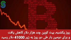گزارش بازار های ارز دیجیتال- دوشنبه 5 مهر 1400