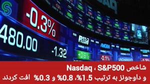 گزارش قبل بازار آمریکا- سه شنبه 6 مهر 1400